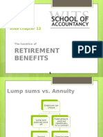 REVISION Retirement Benefits
