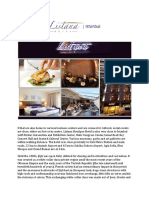Hotel Luxury Istanbul