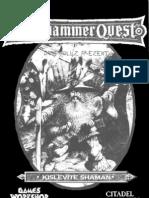 Warhammer Quest Characters] Kislevite Shaman