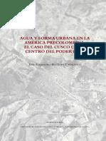 Beltrán Caballero Tesis Completa Cusco y Agua. Cosmovisión y Territorio