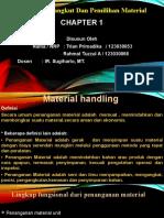 PERSENTASI (Material Handling)