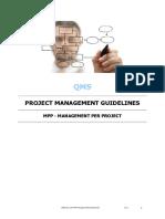 MPP Management Par Projet