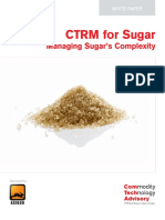 CTRM for Sugar – Managing Sugars Complexity