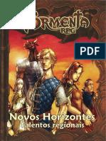 Tormenta RPG - Novos Horizontes - Biblioteca Élfica