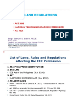 Revised Radio Laws Ppt 3846 Ntc