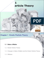 kinetic particle theory