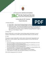 Proposal Information