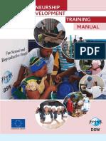 Entreprenuership Training Manual