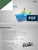 Civil2016 v11 Release Note