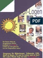 Johannes Rothkranz; Superlogen regieren die Welt, Buchempfehlung, Flugblatt.pdf