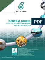 Guideline for Petronas Registration