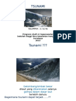 Flip Chart Tsunami