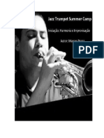Jazz Trumpet Summer Camp 1