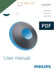 GoGEAR Minidot Fitdot English