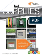Duralabel Supplies Catalog