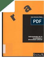 Antropologia de La Sexualidad Y Diversidad Cultural Parte 1