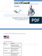 Tradable News Reports