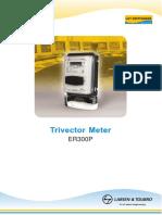 Trivector Meter Type Er300p