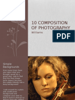 10 princinples of photography