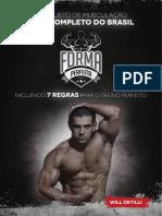 E-book Forma Perfeita