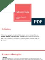 civics samuel saurish edwin state vs nation