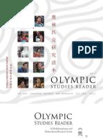 Olympic Studies Reader
