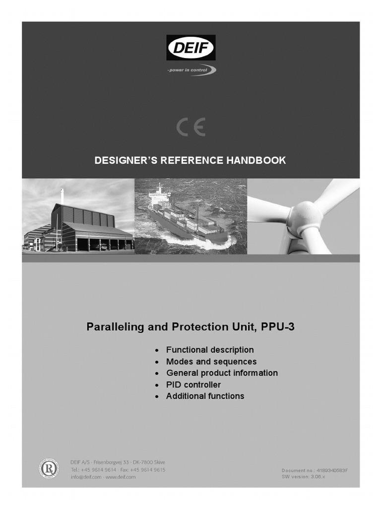 Ppu 3 Designers Reference Handbook Transformer Password Circuit Diagram Of Uniline Ups