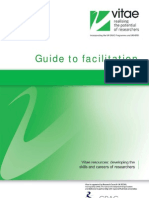 Guide to Facilitation