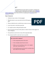 What is a Summary.docx