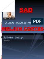 191739997 MELJUN CORTS System Analysis Design Lecture