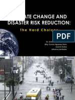 12 Climate change and disaster risk reduction Hard choices - Dean Antonio G.M. La Vi�a