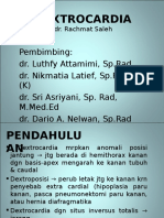 Dextrocardia - Pp