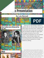 60s presentation