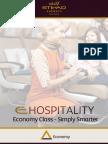 Etihad Hospitality in Economy