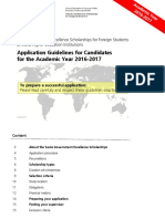 01 Application Guidelines for Candidates 2016 2017 e
