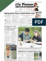 Molalla Pioneer - May 14, 2008