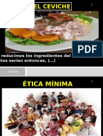 Etica de Minimos y Maximos 27288