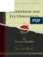 Mesmerism and Its Opponents v2