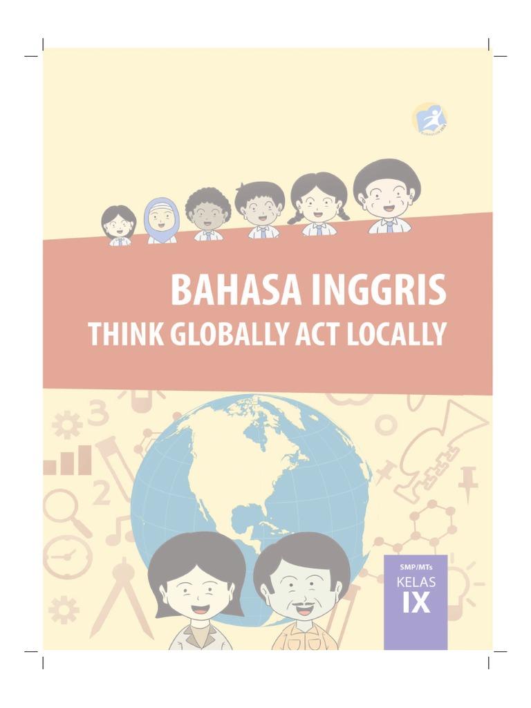 Buku Bahasa Lampung Kelas 9 Kurikulum 2013