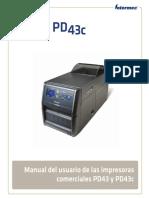 Manual Pd43