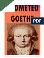 Goethe - Prometeo (Ed. Faccímil)