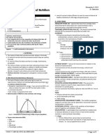 Biochem 4.1 Nutrition I Balcueva