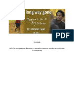 a long way gone study guide