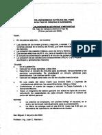 Instalaciones Electricas y Mecanicas P4 2004-1