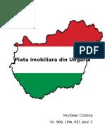 Piata Imobiliara - Ungaria