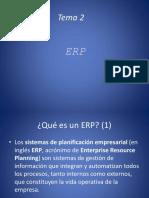 Los ERP'S