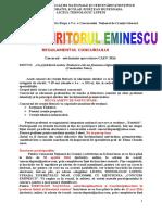 0 Invitatie Aeminescu 2016