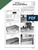 install DF-319