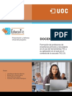 Proyecto DOCENTES 2.0