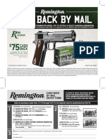 Spring 2016 1911 R1_Ultimate Defense Ammo Rebate